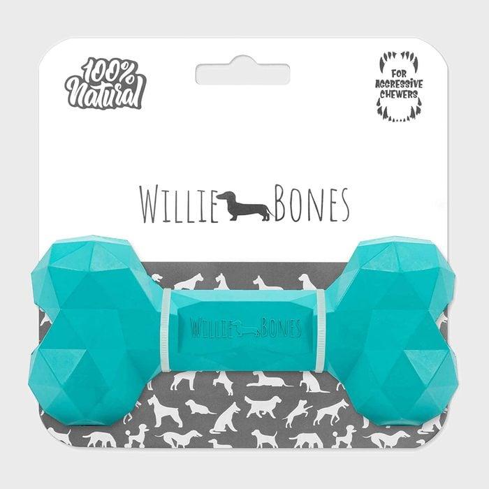 Willie Bones Rubber Bone Toy