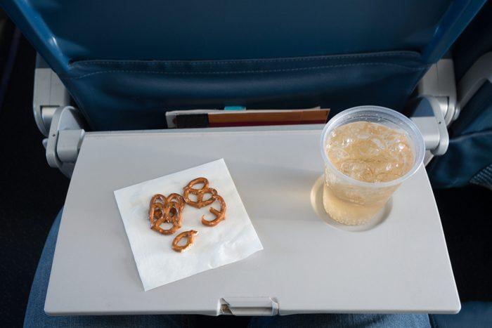 Airline Travel - Economy Class