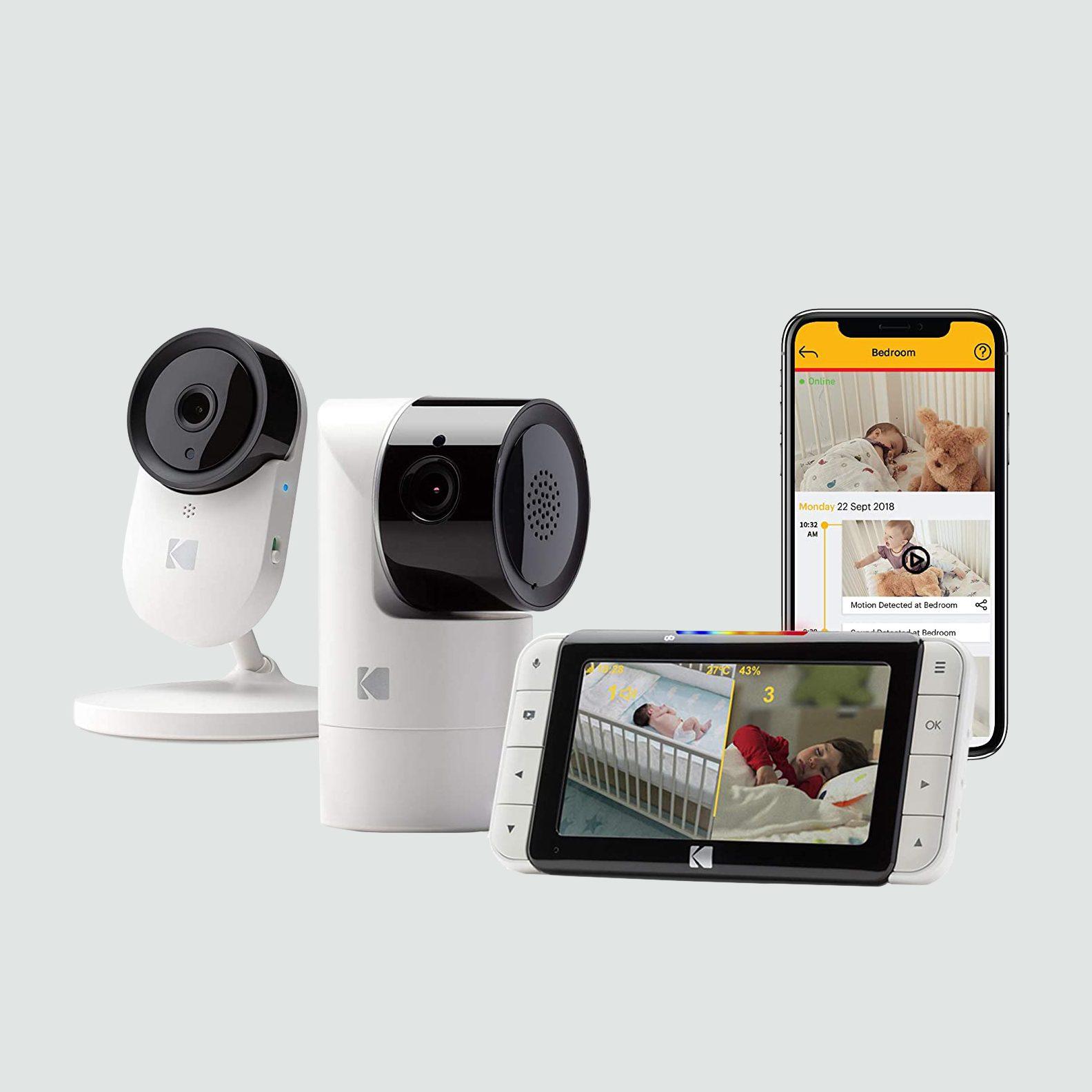 KODAK Cherish C525 Video Baby Monitor