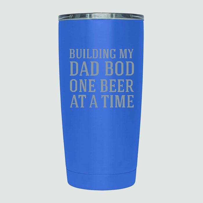 Dad Bod Tumbler