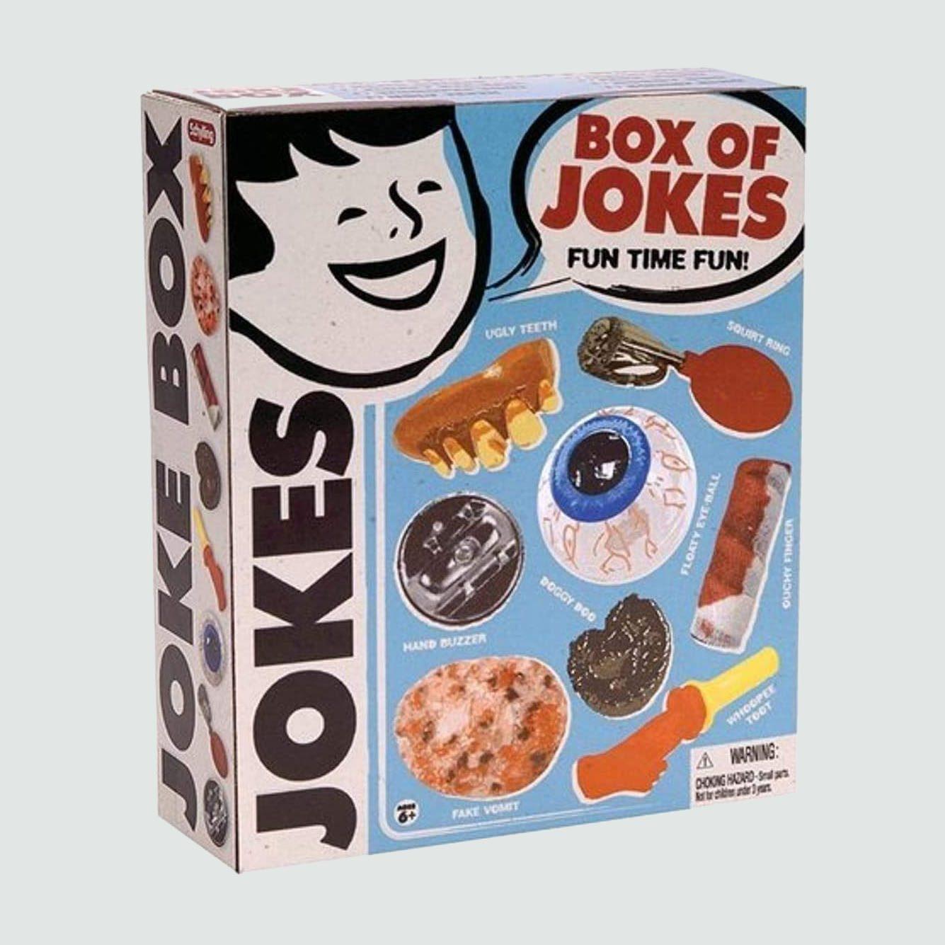 Box of Dad Jokes