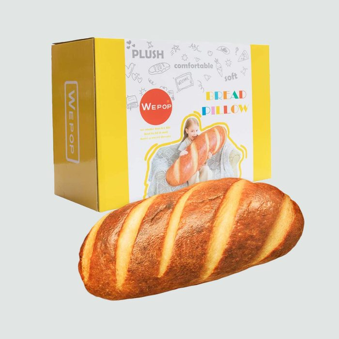 3D Bread Pillow for Dad
