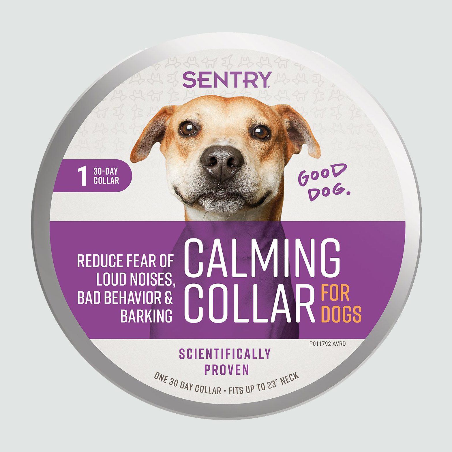 Sentry HC Good Behavior Pheromone Dog Calming Collar