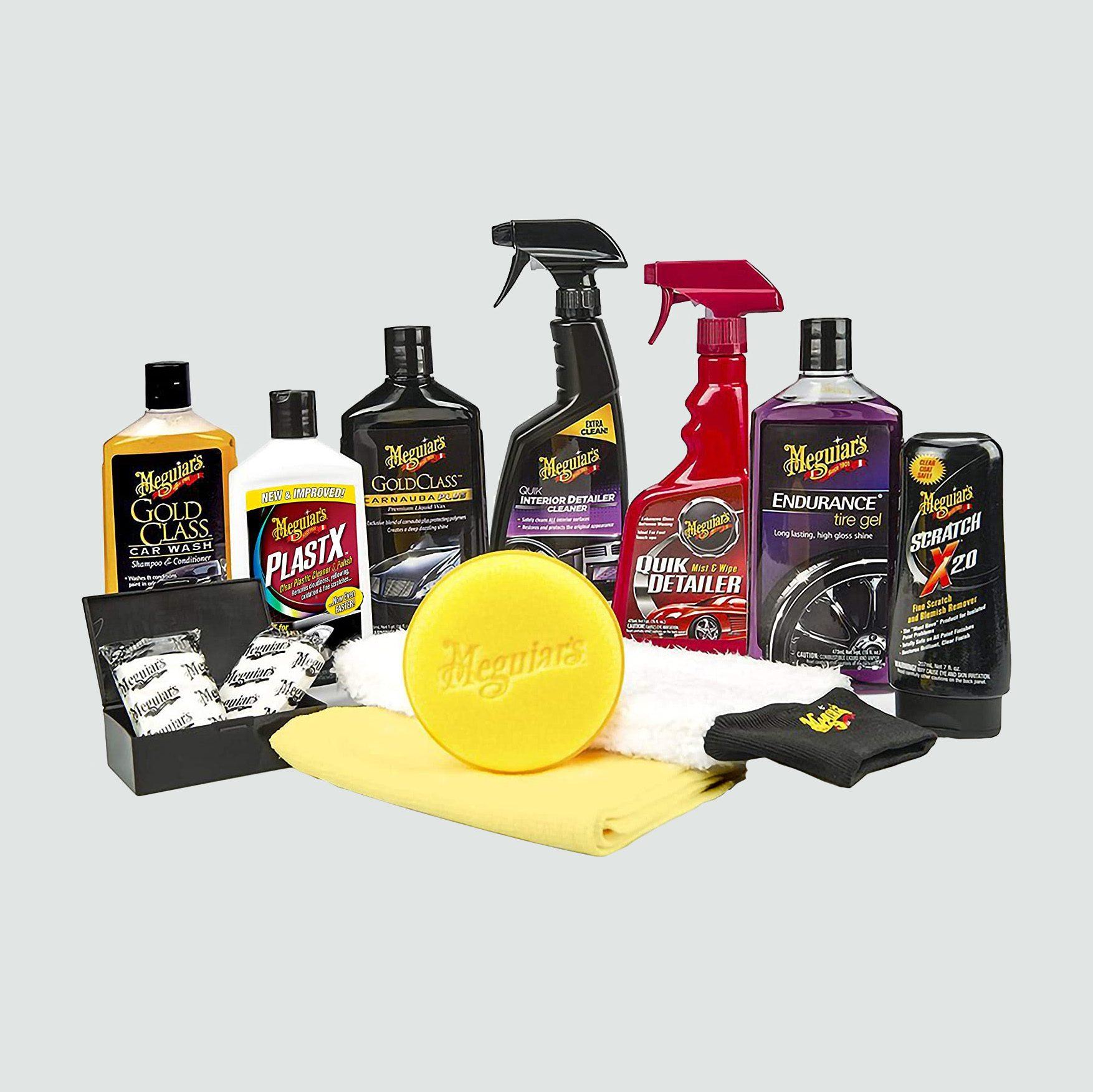 Meguiar Complete Car Care Kit