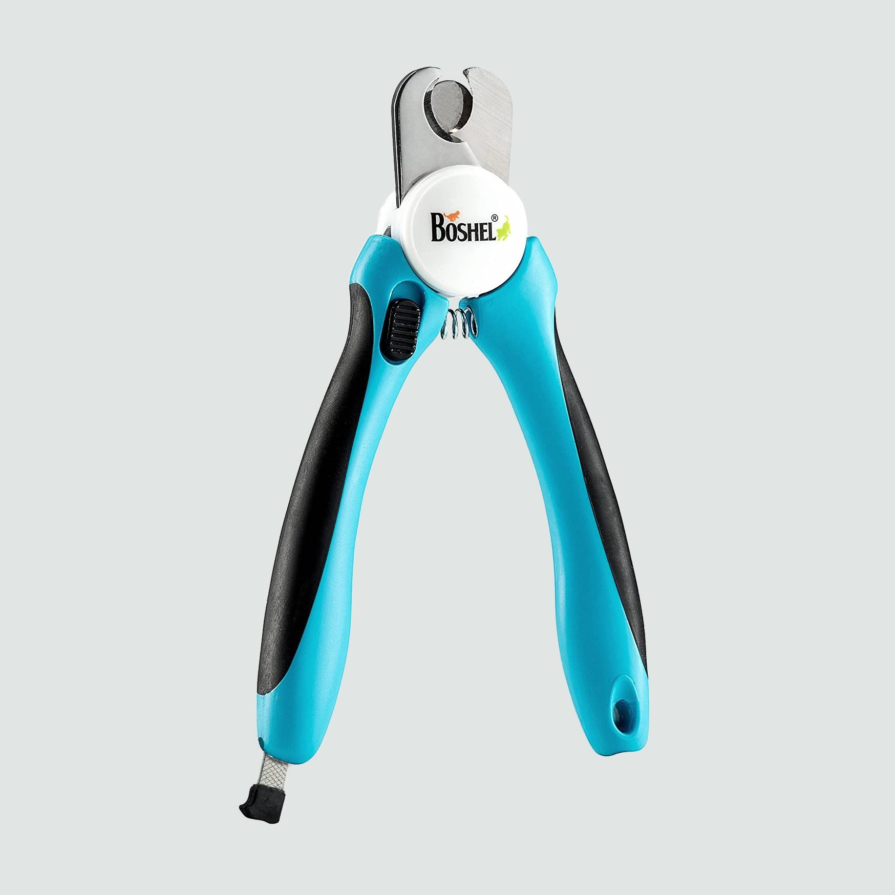 Boshel Dog Nail Clippers and Trimmer with Safety Guard