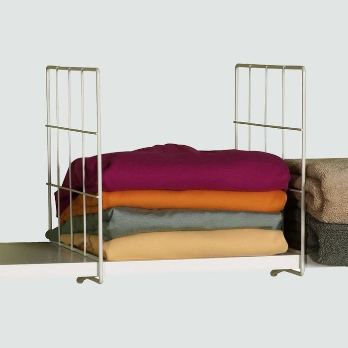 Dotted Line shelf dividers