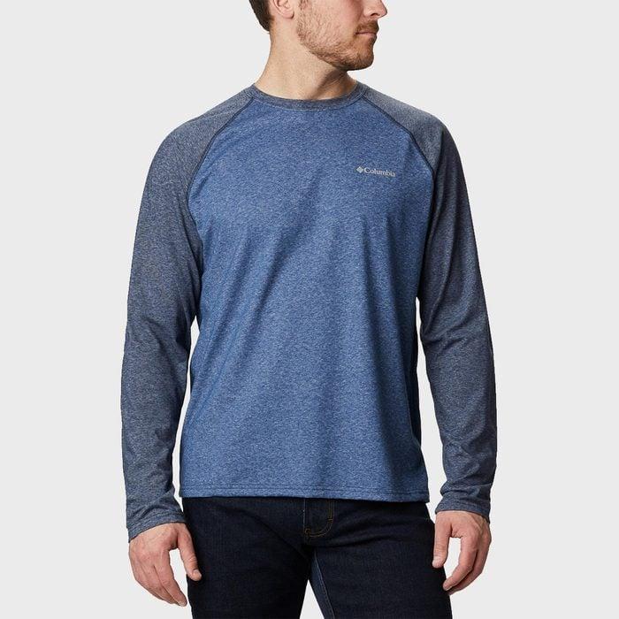 Columbia Mens Long Sleeve Shirt
