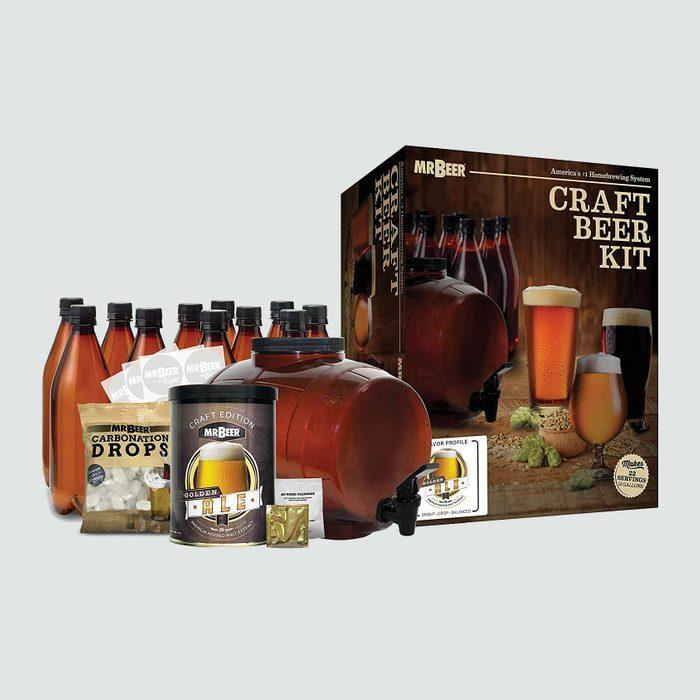Mr. Beer Complete Beermaking Kit