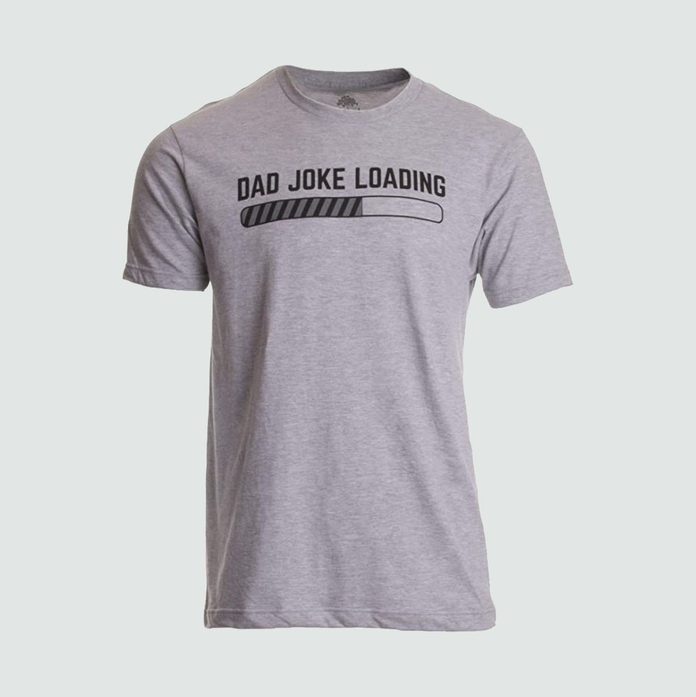 Dad Jokes Tee for Father's day