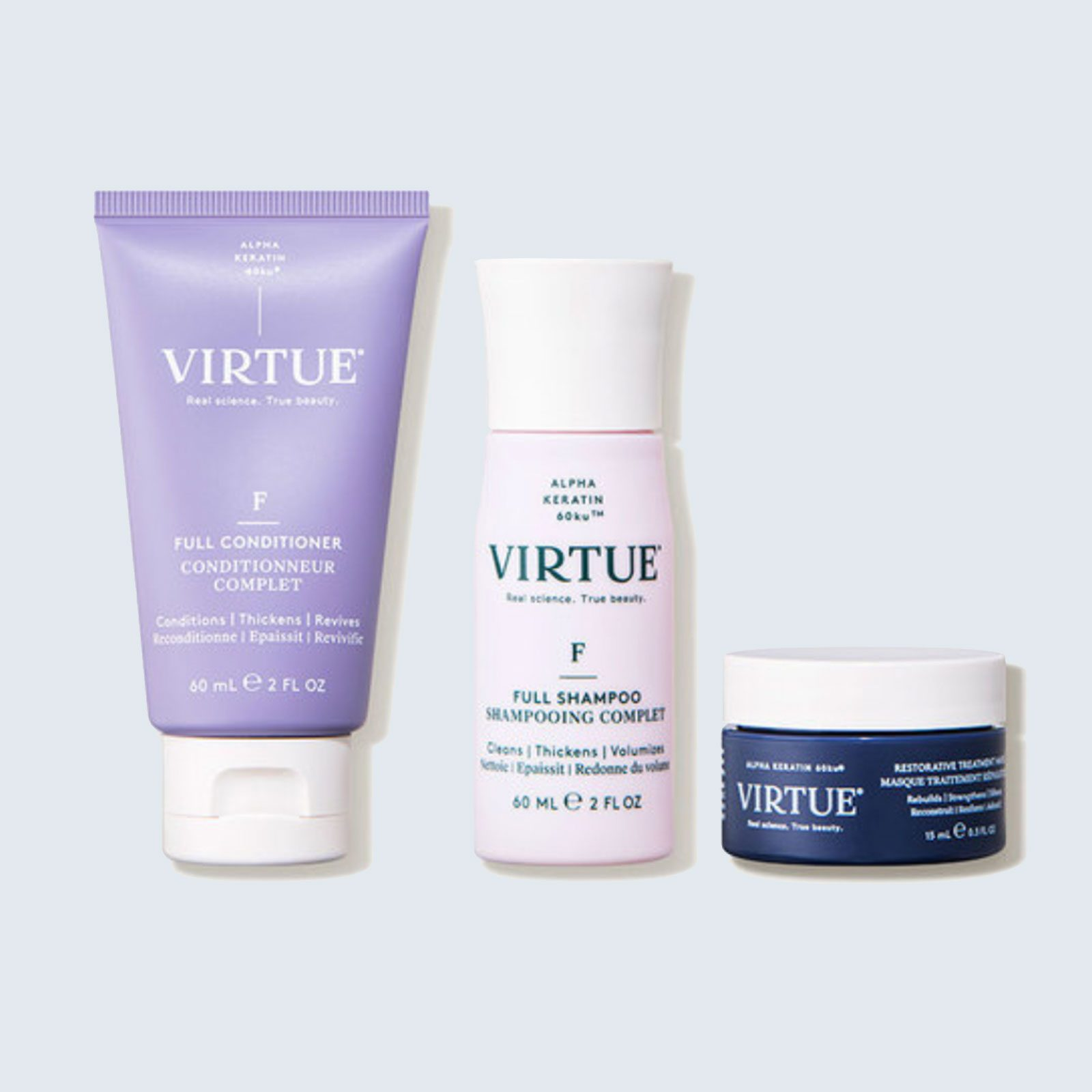 VIRTUE® Volumize & Thicken Discovery Kit