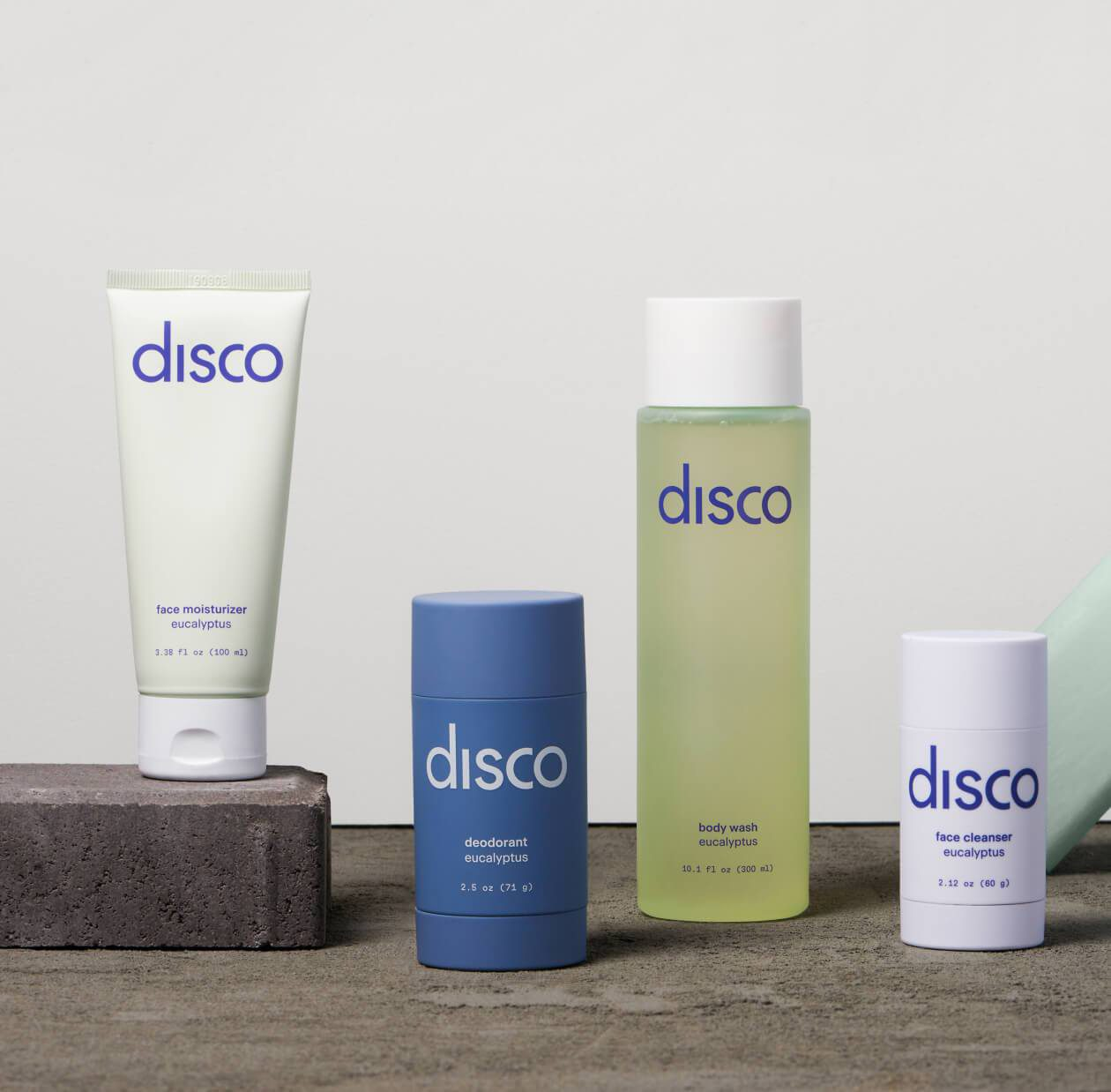 Disco Skincare Basics Set