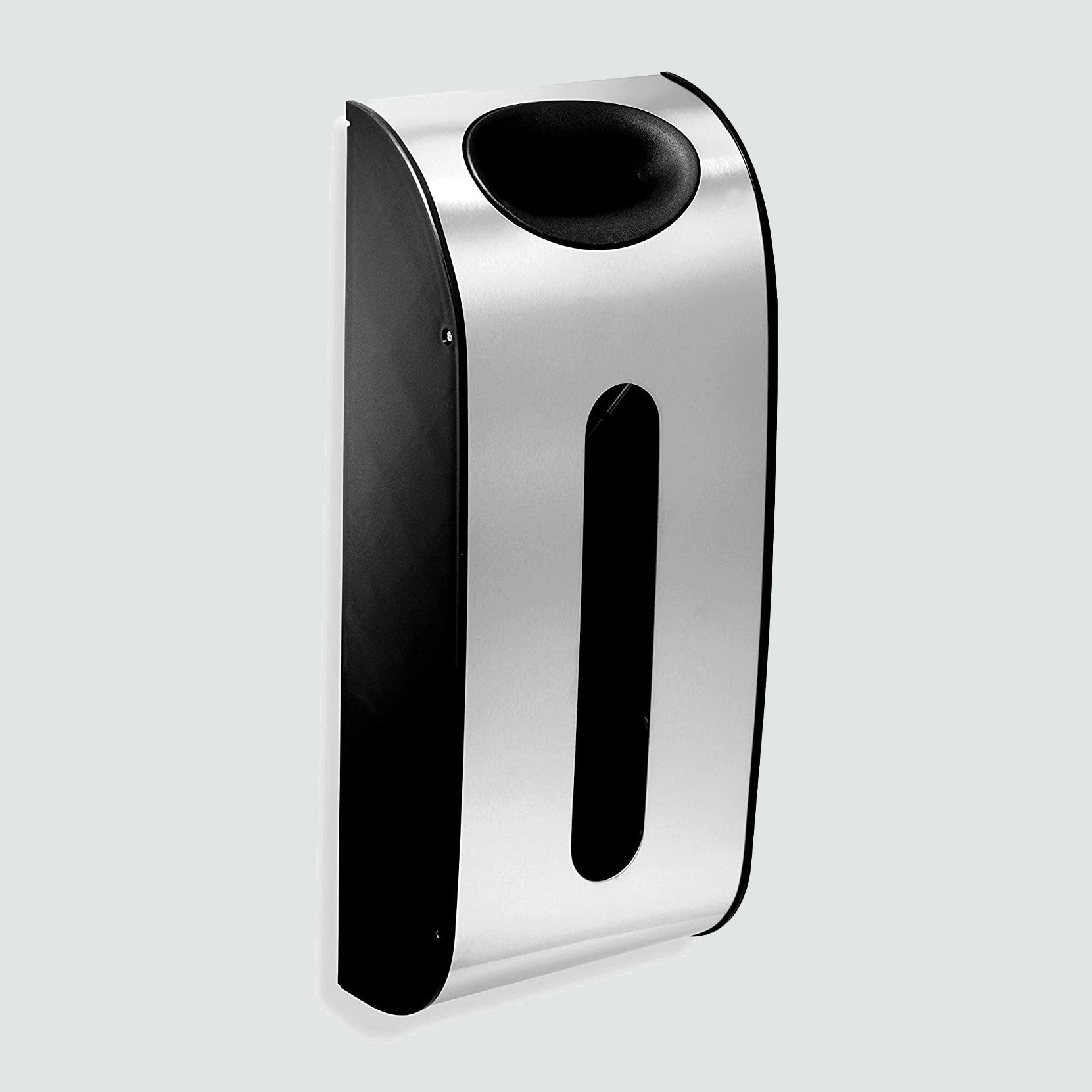 Simplehuman wall-mounted grocery bag dispenser