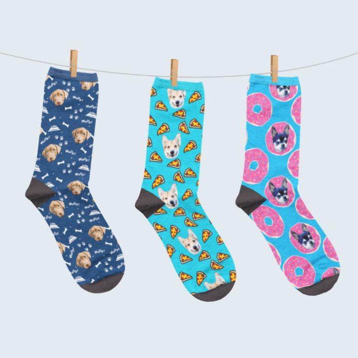 Petsies Custom Pet Socks