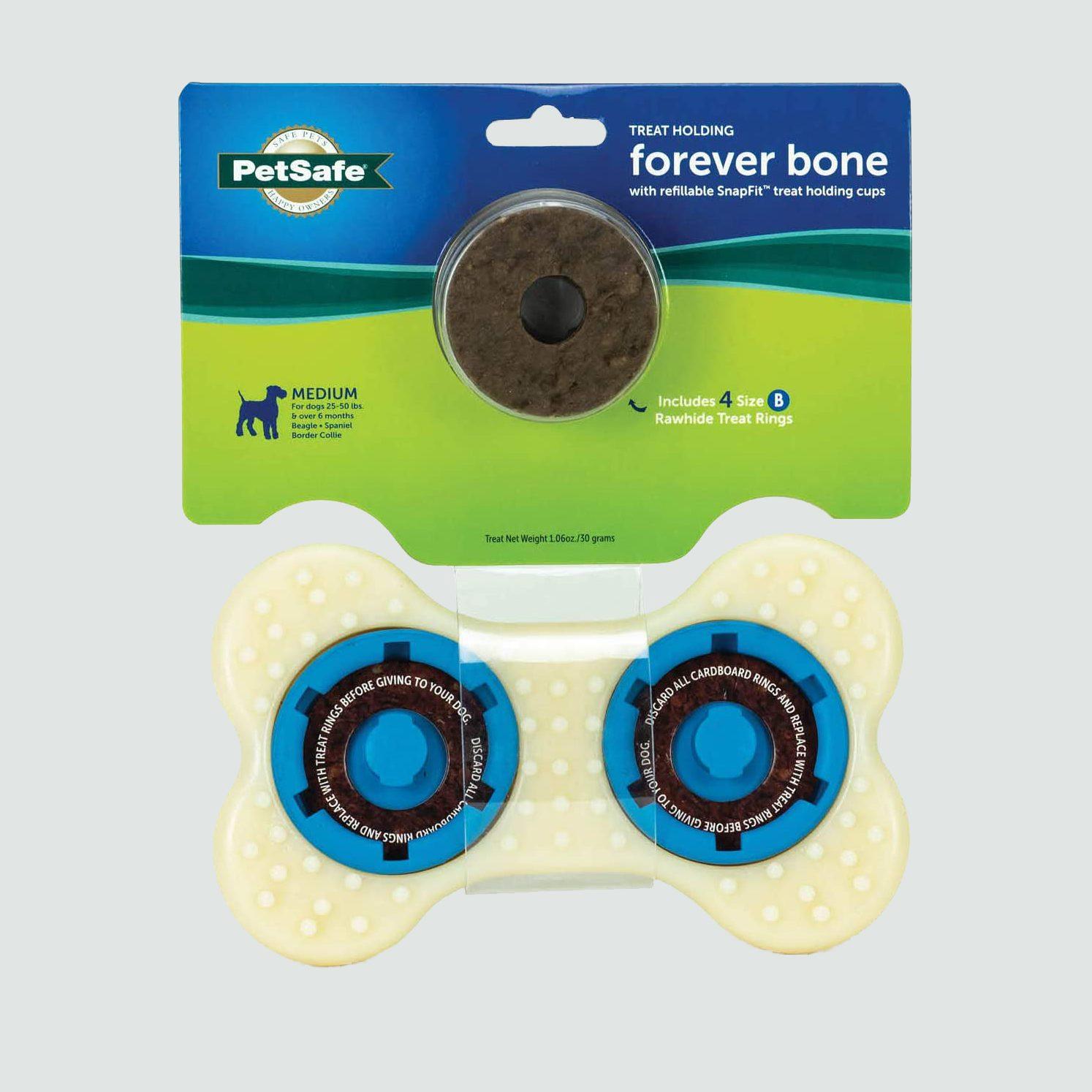 forever bone dog toy