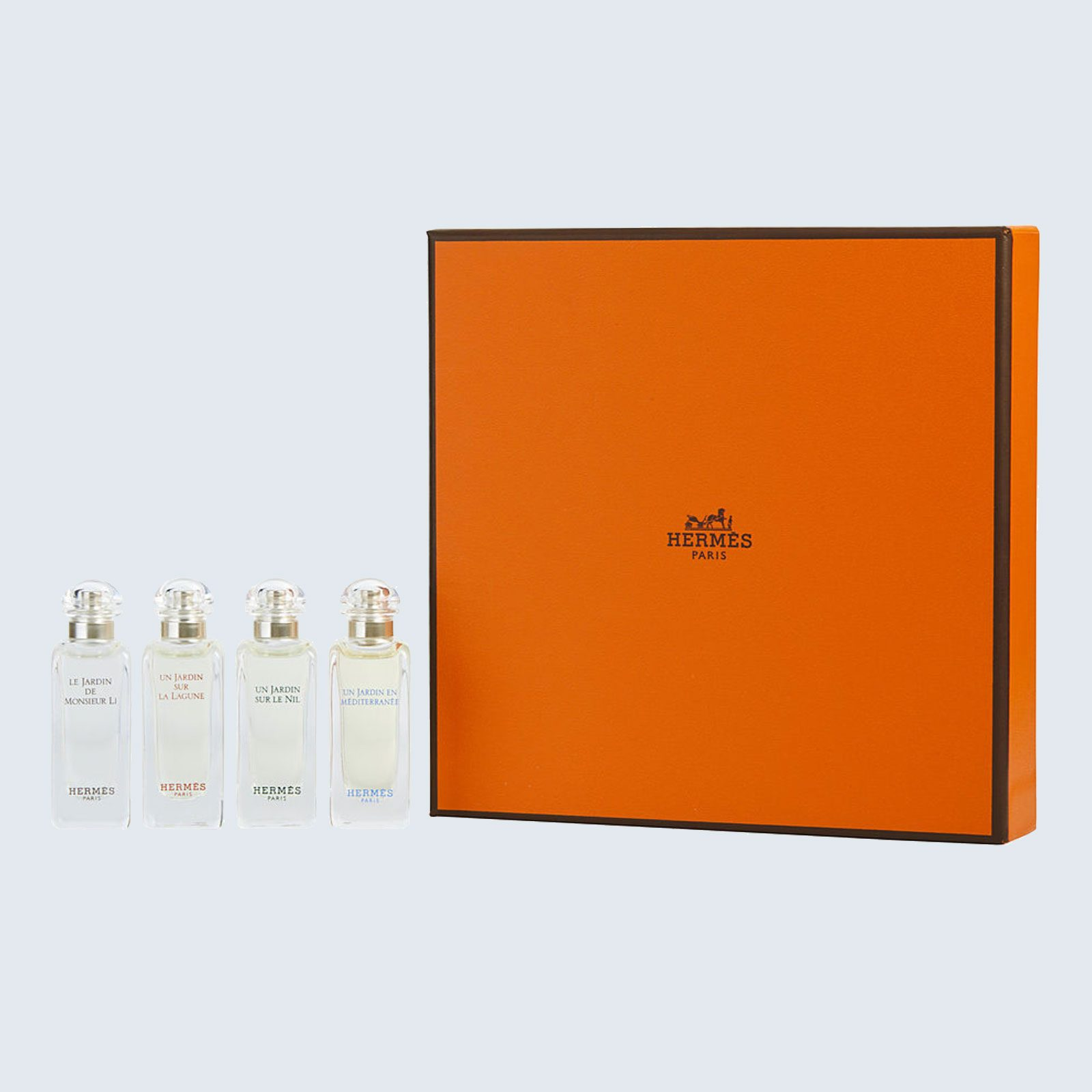 Hermes Jardin Fragrance Set