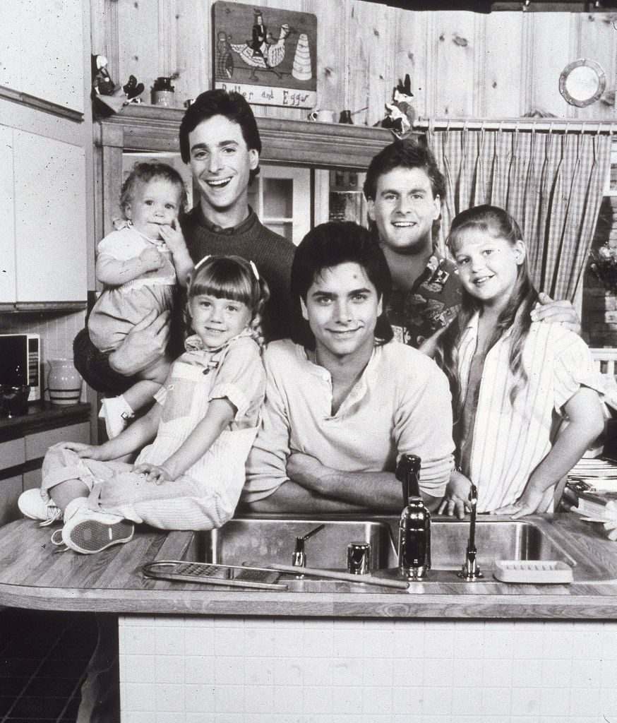'Full House' Cast Portrait