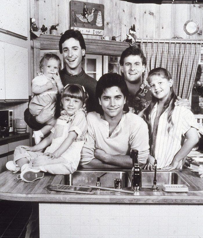 'Full House' Cast Portrait