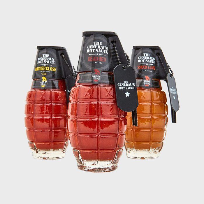 Generals Hot Sauce Set
