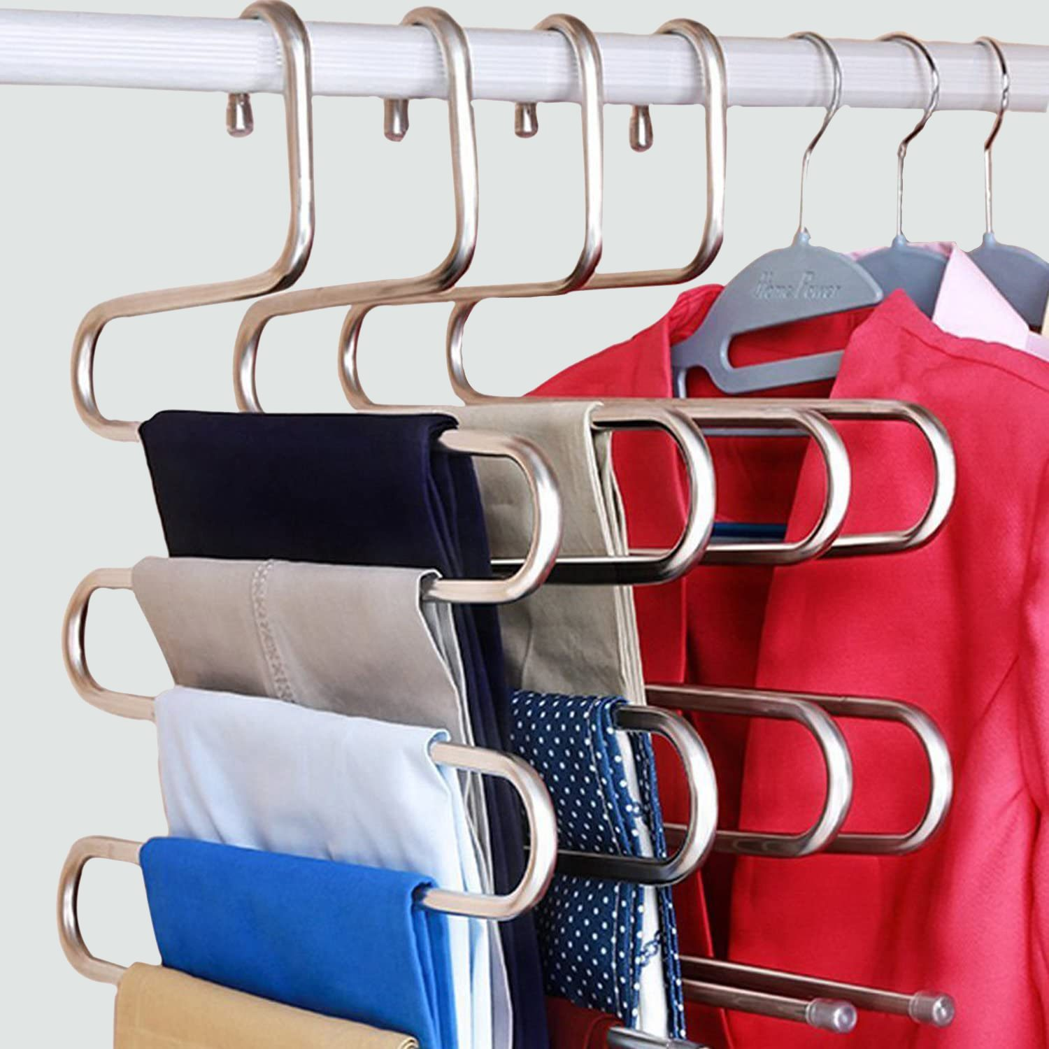 Doiown tiered hangers