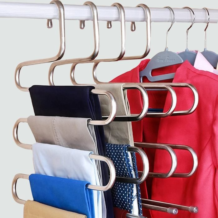 Doiown tiered hangers