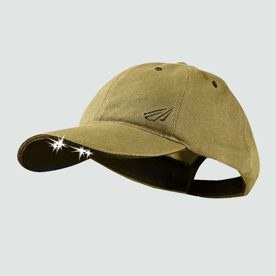 Powercap LED Hat