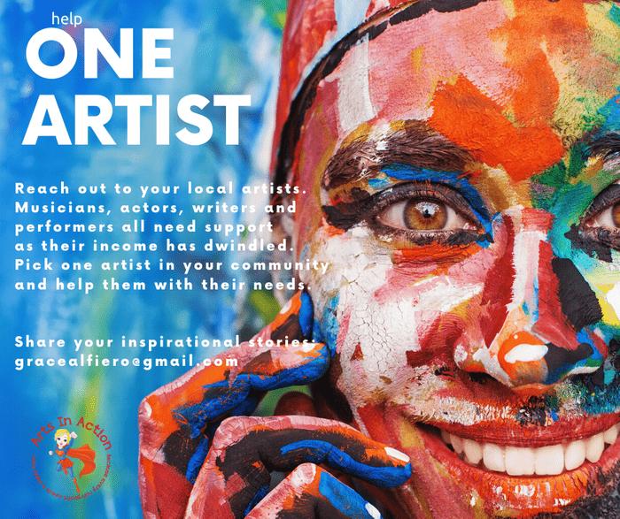 Help One Artist