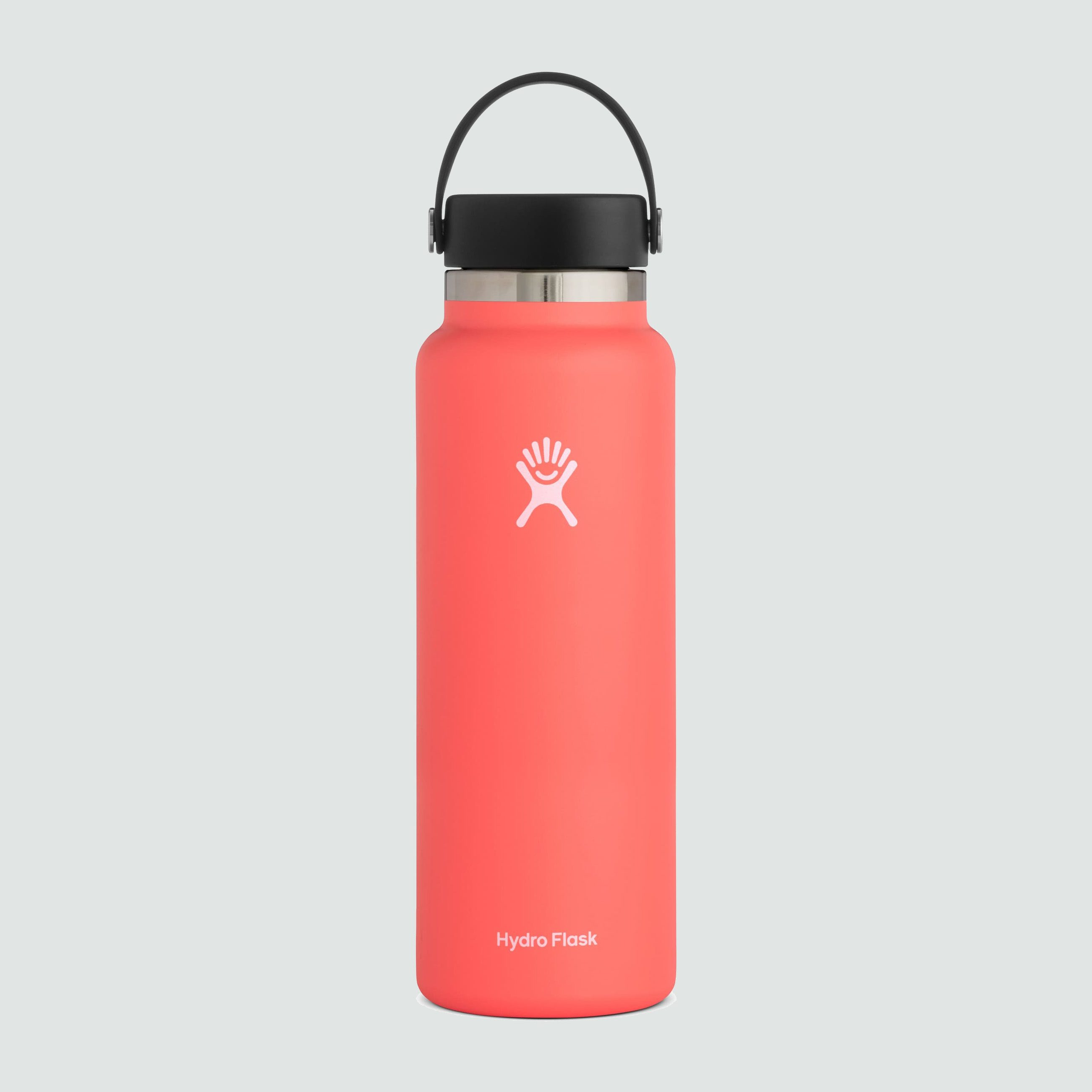 Hydroflask 40-Ounce Wide Mouth Cap Bottle