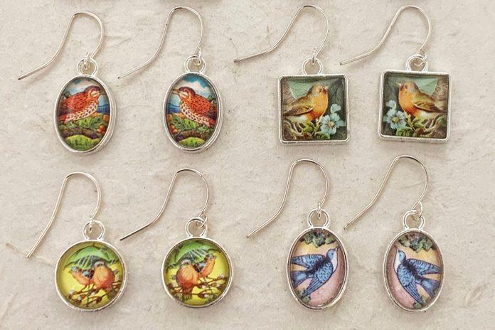 make your own earrings