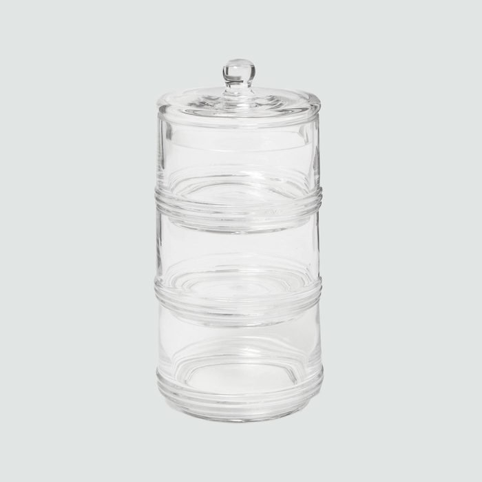 Threshold Tiered Apothecary Canister