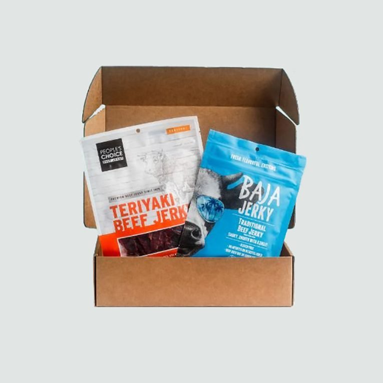 Craft Jerky Co. Monthly Subscription