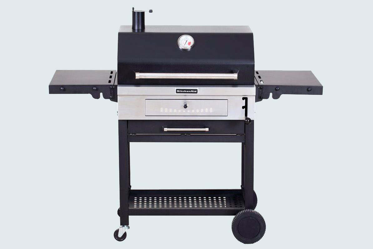 kitchenaid cart sytle grill