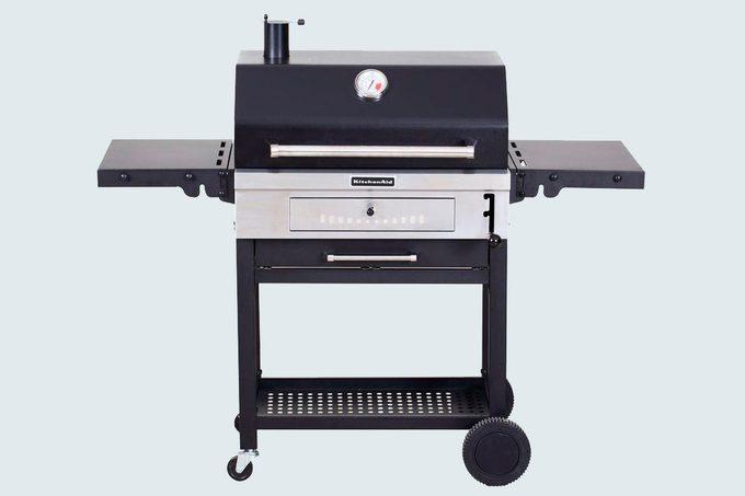 kitchenaid cart sytle grill