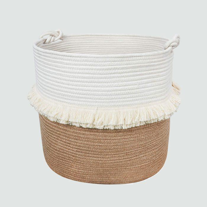 CherryNow Large Woven Storage Baskets