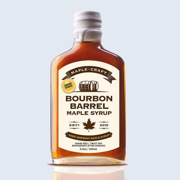 Maple Craft Bourbon Barrel Maple Syrup
