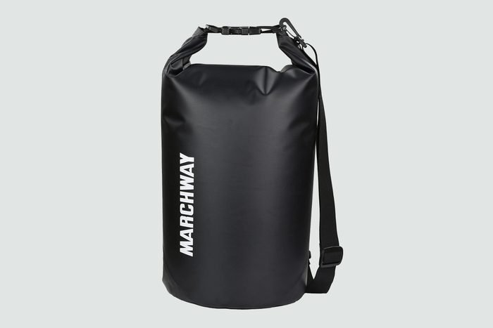 A secure food bag