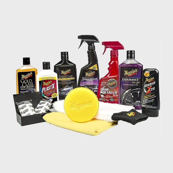 Meguiars Auto Cleaning Kit