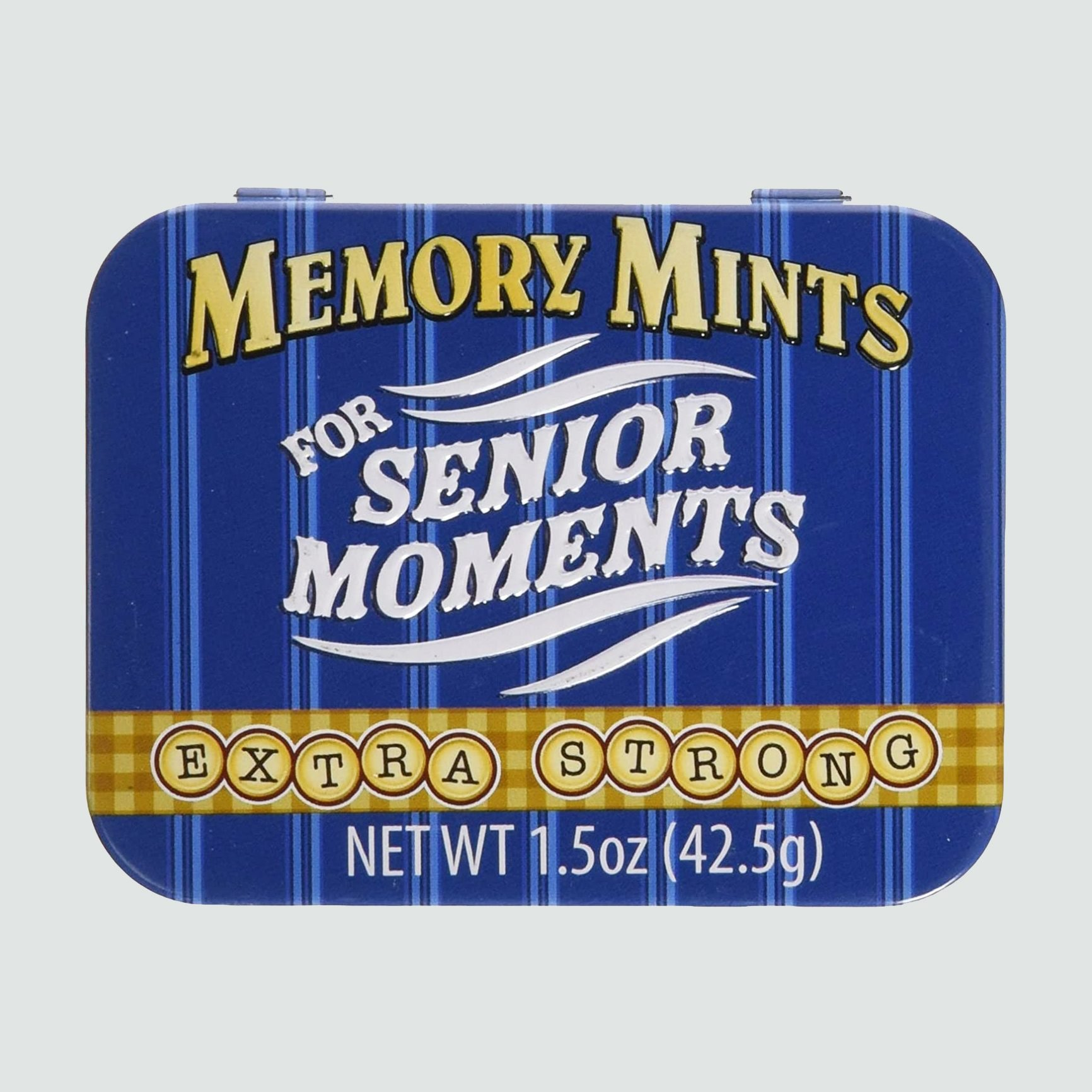 Memory Mints for Senior Moments