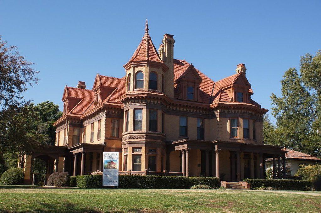 Oklahoma mansion Henry Overholser Mansion