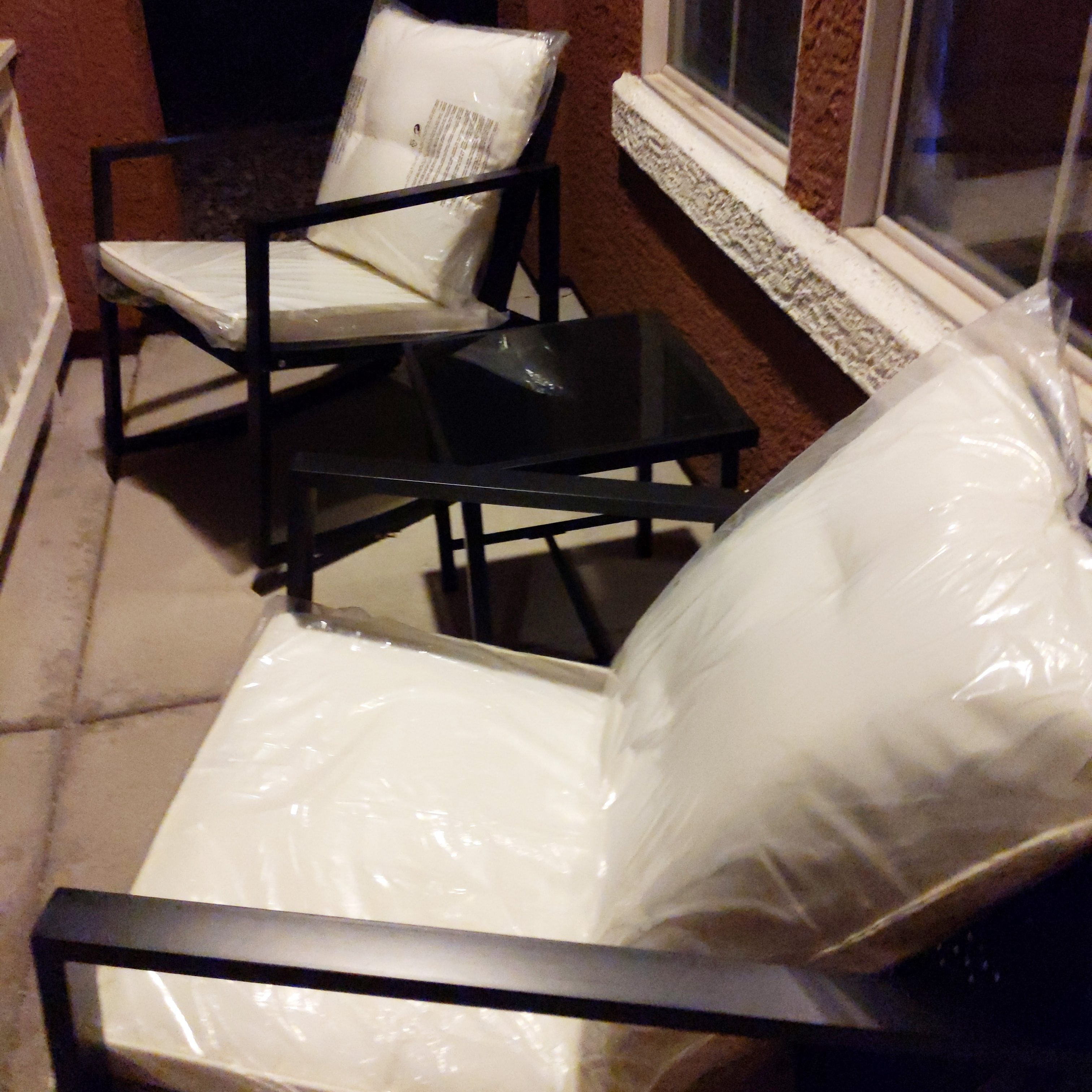 patio furniture