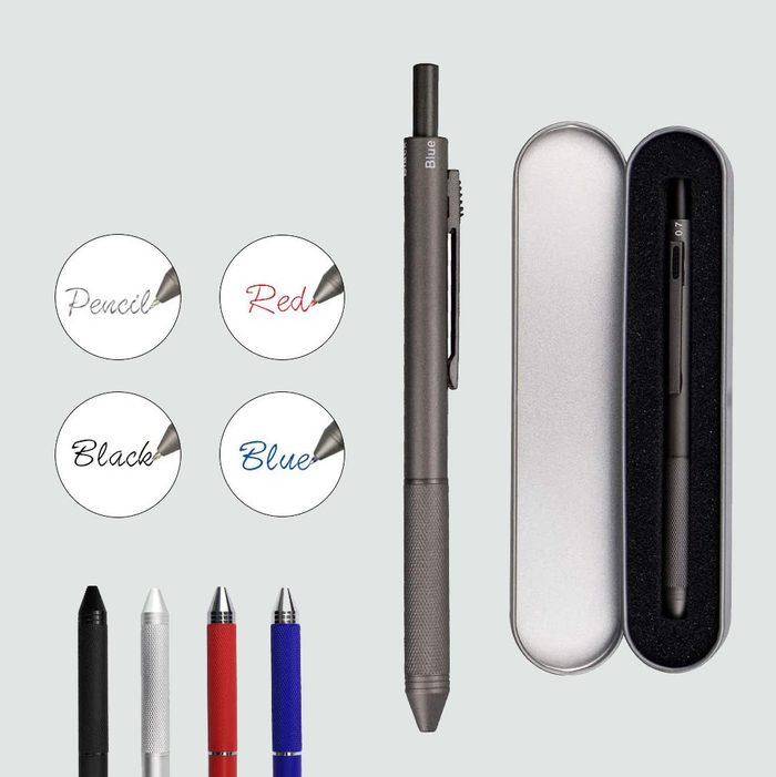 Multicolor Retractable Pen