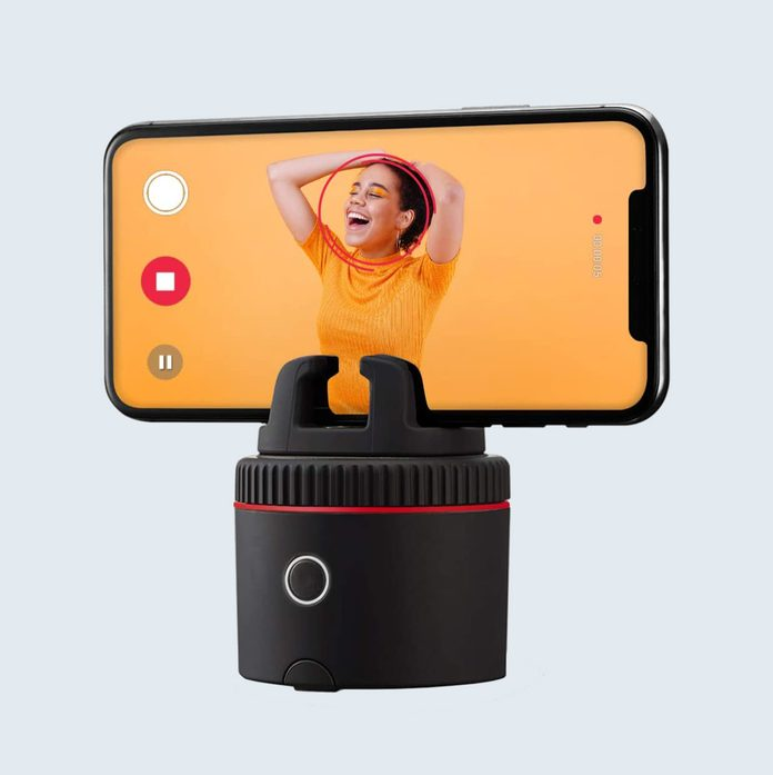 Pivo Pod Red smart phone holder