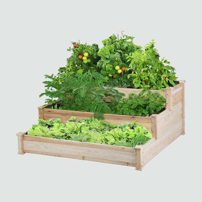 Yaheetech 3-Tier Raised Garden Bed