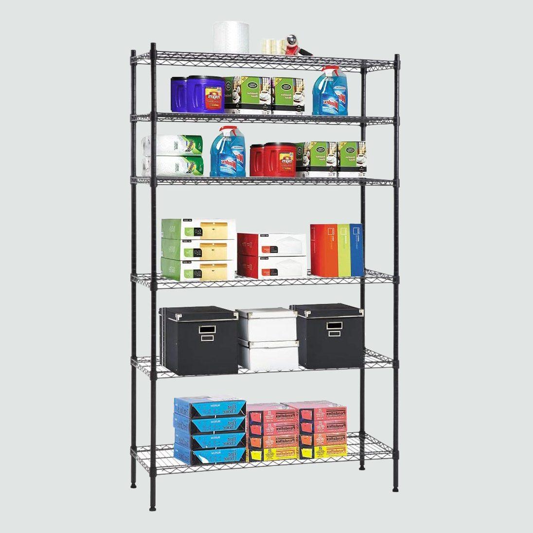 Food storage racks for keeping essentials