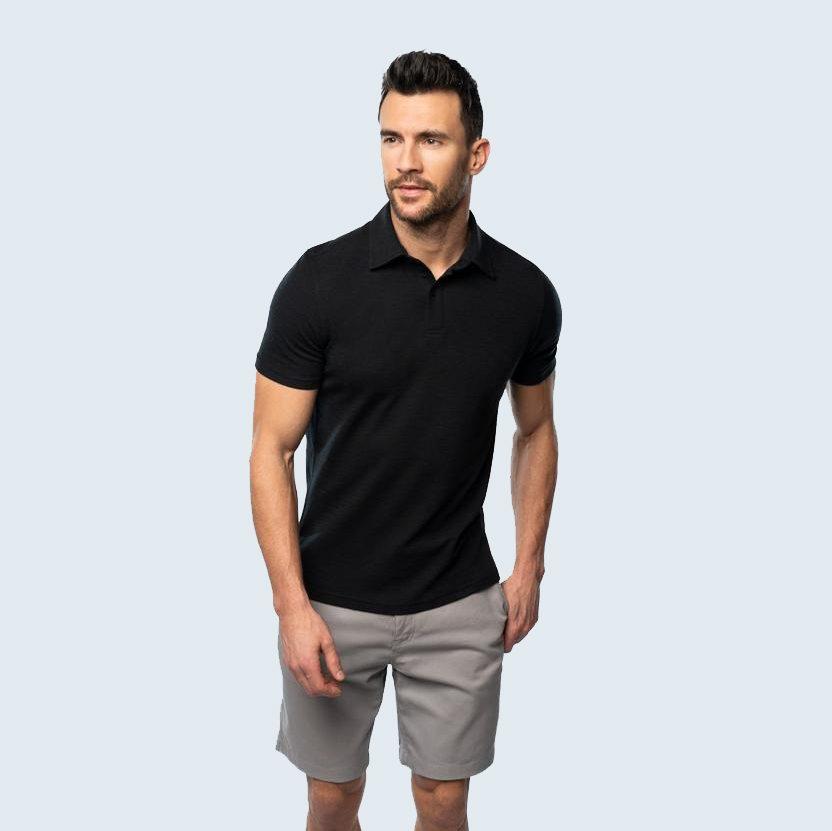 Unbound Merino Polo Shirt