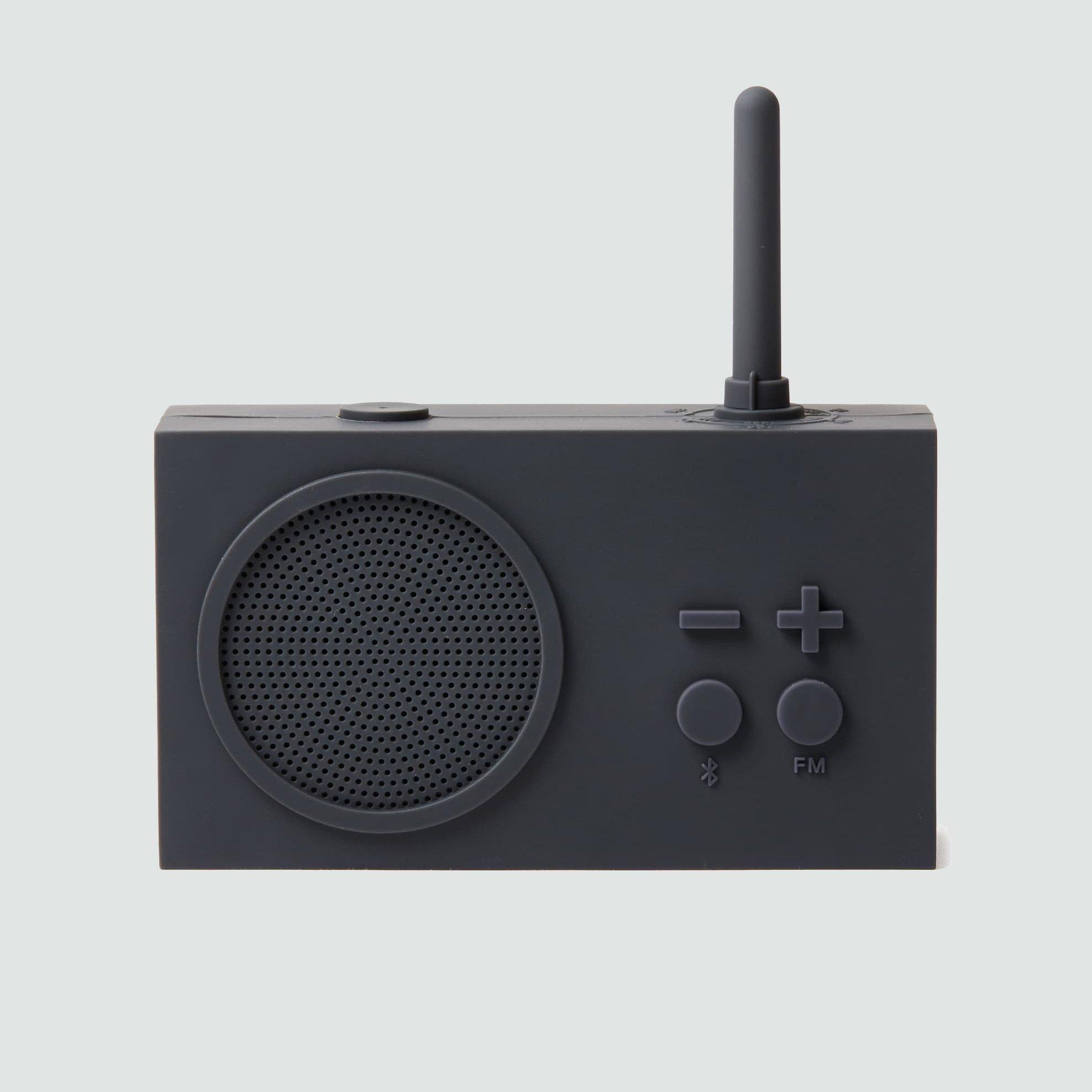 Tykho 3M Radio & Bluetooth Speaker