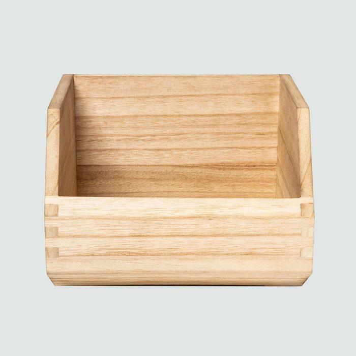 Pillowfort Small Stackable Potato Crate