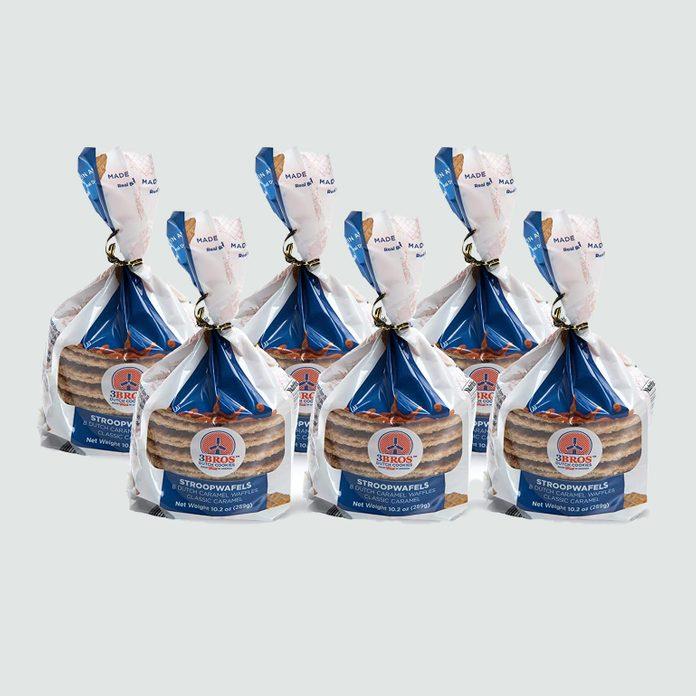 3Bros Stroopwafel 6-Pack