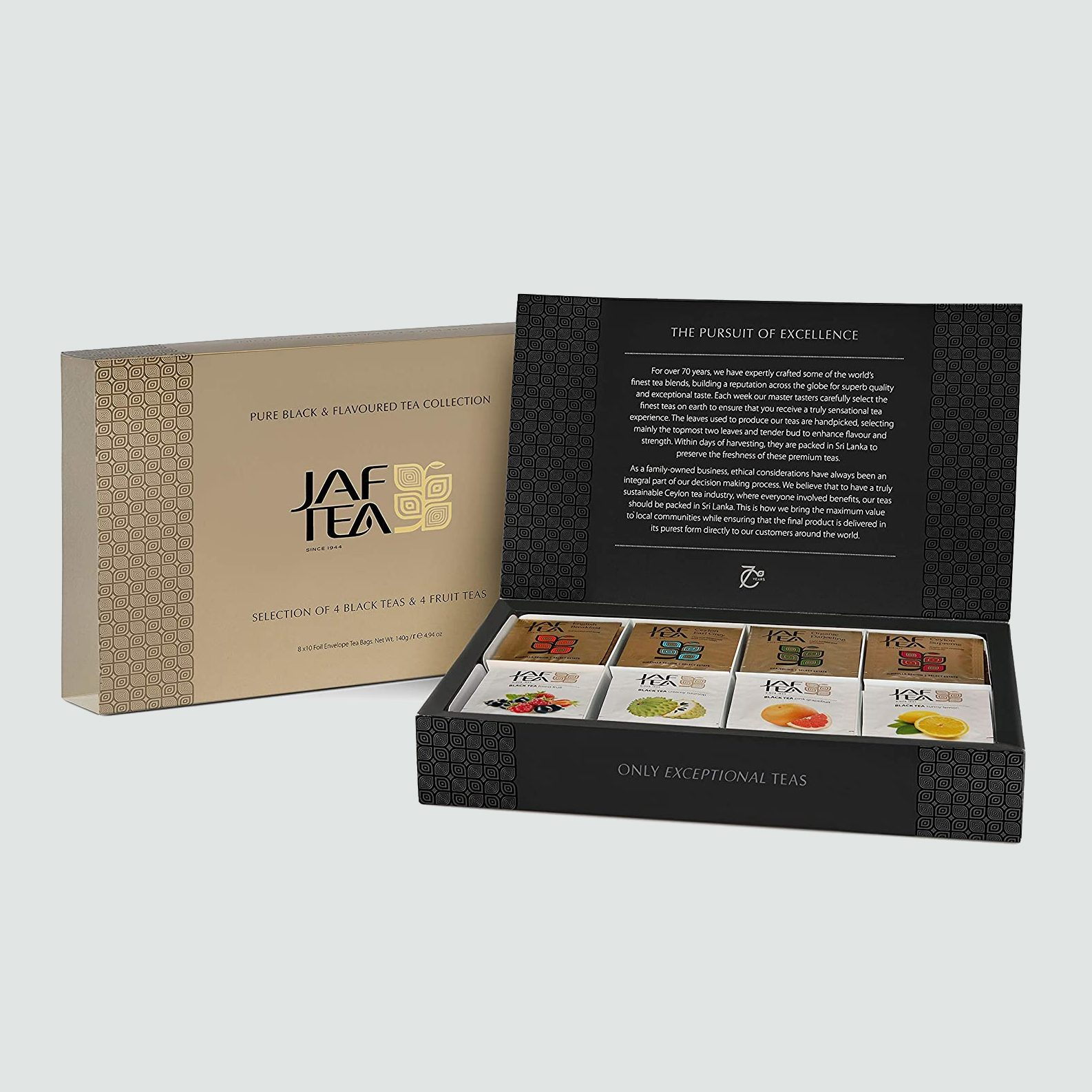 Jaf Tea Gift Set