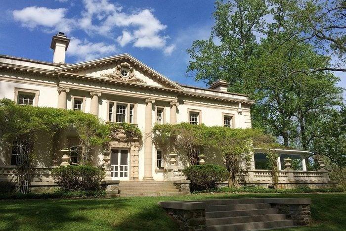 Liriodendron Mansion Maryland mansion
