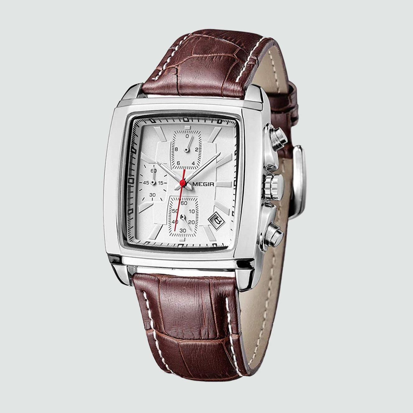 Megir Casual Analog Wristwatch
